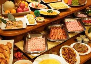 スマイルホテル徳島:地元徳島の食材をはじめ合計50種類以上の品数を準備しています!