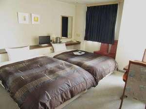 ホテル ビー・エム:【ツインルーム】カップル、ご家族さまにご利用いただいております。