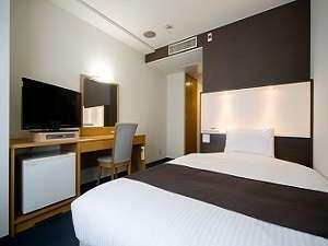 アーヴェストホテル大森:シングルB(Bed140×195cm)