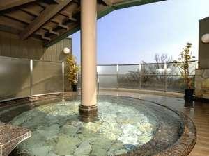 満天の湯 露天風呂