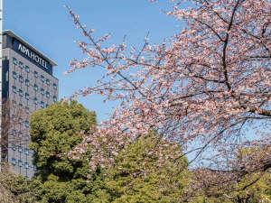 アパホテル京成上野駅前 外観
