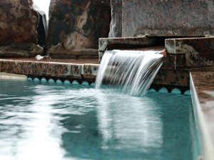 仙人と天女の露天風呂 高砂温泉
