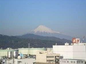 清水グランドホテル(旧ホテルサンルート清水):★天気の良い日は、富士山が眺望できます!