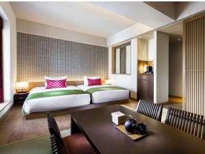 リーガロイヤルホテル京都:レギュラーフロア和洋室