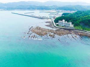 和歌山加太温泉 シーサイドホテル加太海月の写真