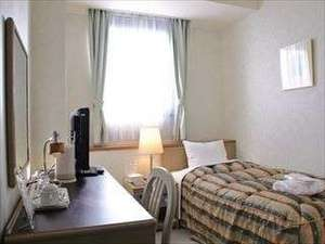 高崎アーバンホテル:シングルルーム