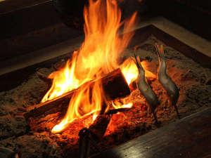 湯野上温泉 囲炉裏の温泉民宿 扇屋