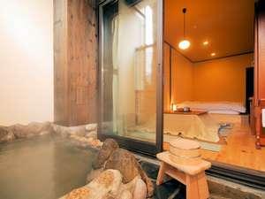 仙石原 露天付客室充実の宿 品の木一の湯