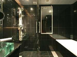ホテル ザ グランツ:シャワーブース付!バスルーム