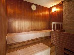 貴宝石大浴場の中にはサウナも付いております。
