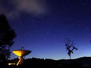 野辺山国立天文台と満天の星空