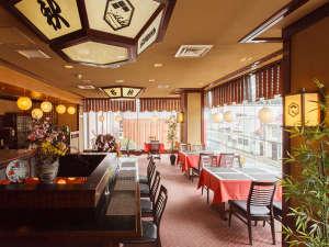 ホテルパールシティ気仙沼 (HMIホテルグループ):気仙沼料理「鼎(かなえ)や」(全75席)