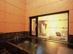 かがり火の宿 有楽:温泉の一番風呂が楽しめる貸切風呂