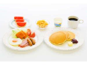スマイルホテル東京多摩永山:☆好評☆ 和洋の朝食バイキング