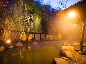 黒川温泉 黒川荘:ご宿泊専用観音露天風呂