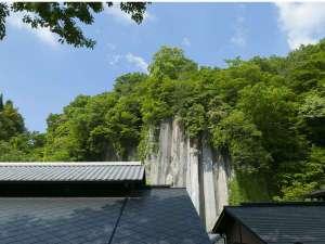 黒川温泉 黒川荘:びょうぶ岩