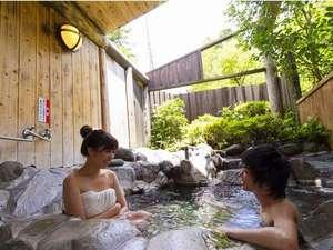 別荘 今昔庵:お風呂 あげは