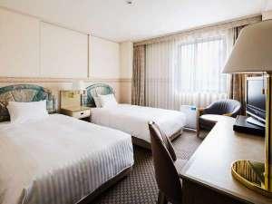 ホテルメッツ久米川 東京<JR東日本ホテルズ>:ツインルーム