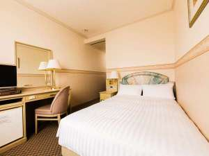 ホテルメッツ久米川 東京<JR東日本ホテルズ>:シングルルーム(2名利用)