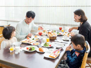 ホテルオークラJRハウステンボス:朝ごはんをしっかり食べて、一日の準備をしよう♪