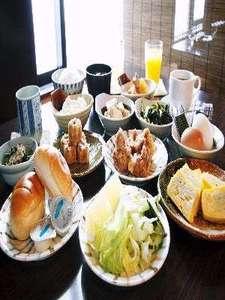 川崎第一ホテル溝ノ口:朝食(バイキング)時間:6:30~9:30