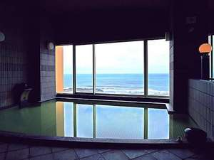 かんぽの宿 旭:【10階】展望大浴場