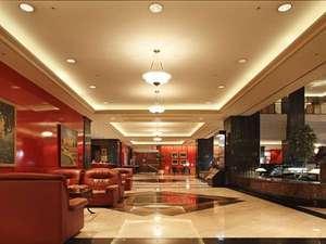 ホテルイースト21東京 ~オークラホテルズ&リゾーツ~:ロビー