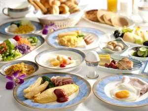 ホテルイースト21東京 ~オークラホテルズ&リゾーツ~:朝食ブッフェ イメージ 約40品目が揃う