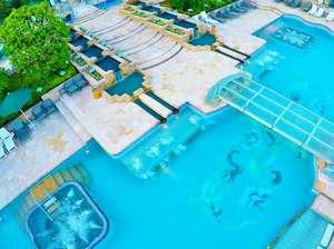 ホテルイースト21東京 ~オークラホテルズ&リゾーツ~:ガーデンプール