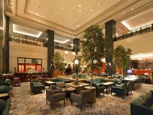ホテルイースト21東京 ~オークラホテルズ&リゾーツ~:ロビーラウンジ