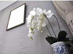 ホテル山城屋:お部屋の飾りつけにもこだわっています