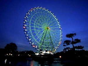 ベストウェスタン東京西葛西:葛西臨海公園■緑と水と人のふれあうウォーターフロント