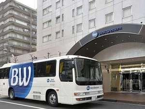 ベストウェスタン東京西葛西:送迎バス