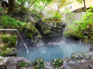 駒ケ岳グランドホテル:男湯露天風呂
