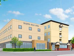 士別グランドホテル:■2018年冬 別館オープン予定■