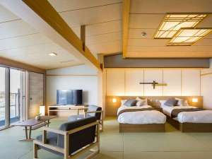 湯めぐり海百景 鳥羽シーサイドホテル:汀館の最上階客室で 「ひとつ上の贅沢を・・」