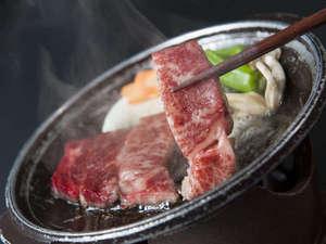 平湯温泉 平田館:常温でもトロけるようなA5ランク飛騨牛を目の前で焼きながら味わう極旨ステーキ