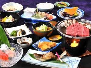 平湯温泉 平田館:飛騨の恵まれた自然を活かした、四季折々の懐石風料理をお愉しみ下さい。