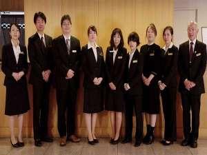 鹿教湯温泉 斎藤ホテル:スタッフ一同、お客様のお越しをお待ち申し上げております(^^)