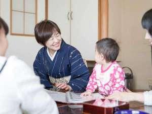 弥彦温泉 割烹の宿 櫻家:赤ちゃん歓迎