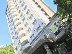下呂最大級!14階建てのリゾートホテルです♪