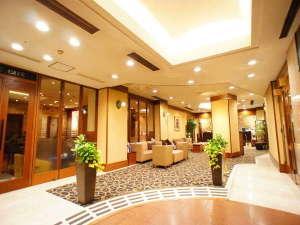 神戸プラザホテル:★ロビー