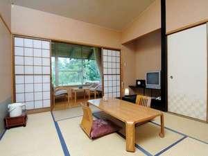 リフレパークきんたの里:和室(8畳+縁側付)最大宿泊人数4名様