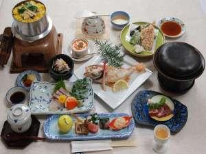 リフレパークきんたの里:日本海ののどぐろと柔らかジューシーな国産和牛の石焼きをご堪能下さい♪