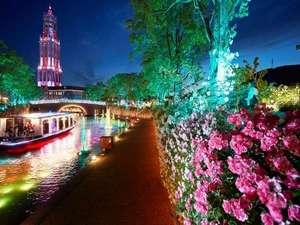 ホテルアムステルダム 【ハウステンボス ザ・スリーホテルズ】:バラ祭