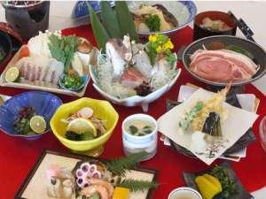 ホテルグリーンプラザ小豆島:鯛しゃぶ会席