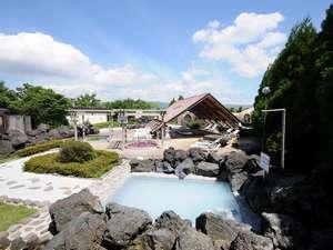 阿蘇健康火山温泉一例
