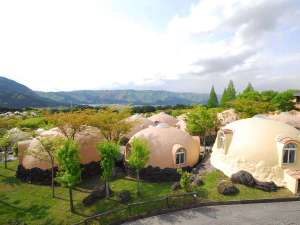 阿蘇ファームヴィレッジ(大自然阿蘇健康の森)の写真