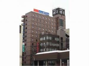 ホテル・アルファ-ワン長岡の写真