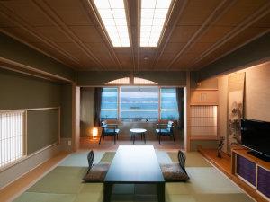 ぬのはん:2015年春、諏訪湖側客室・夢屋敷、全面リニューアル!